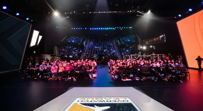 The Overwatch League kicks off later today