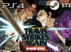 Travis Strikes Again: No More Heroes confirmado para PC e PS4