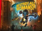 Destroy All Humans! prepara invasão à Nintendo Switch