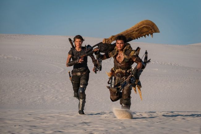 Filme de Monster Hunter foi adiado