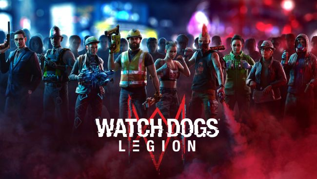 Watch Dogs: Legion - DedSec vs ctOS