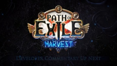 Path of Exile: Harvest Official Trailer and Developer Commentary