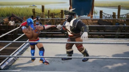 WWE 2K Battlegrounds - Game Modes Trailer
