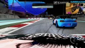 Forza Motorsport 6 - Racing Wheel Gameplay: Yas Marina Night Circuit with Toyota GT86