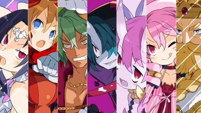 Disgaea 6: Defiance of Destiny - Features Trailer